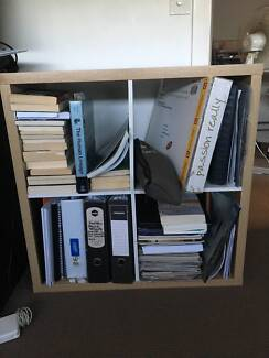 Desk - Bookcase - Office Chair - Must sell.