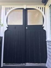 Colonial Doors - Entry - Double - With Decorative Arch Coorparoo Brisbane South East Preview
