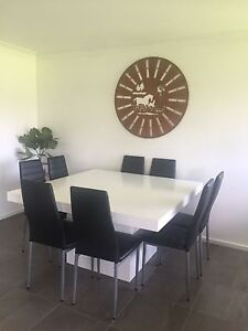 8 seater Dining suite Mulbring Cessnock Area Preview