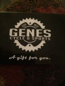 Genes sport gift card 178$ for $145