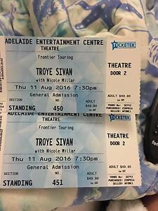Troye Sivan Tickets Melbourne CBD Melbourne City Preview
