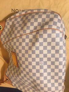 Authentic Louis Vuitton Damier Azur Galleria GM bag