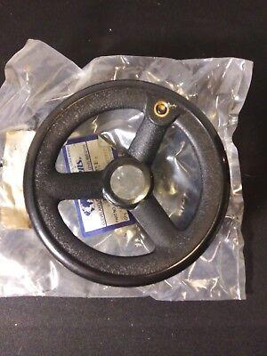 Jergens 6 Handwheel 3 Spoke Handle Hand Wheel Rp160 34054 Metric Solid Center