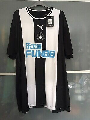 Newcastle United FC 2019/2020 Home Shirt 3XL - PUMA
