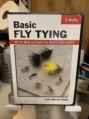 Books & Video - Fly Tying Dvd