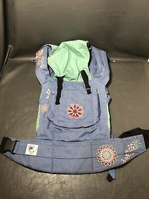 Ergobaby Ergo Embroidered Organic Carrier