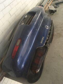 Fd Rx7 s8 rear bumper