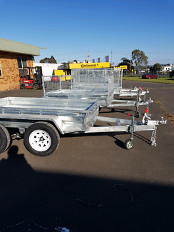 Hot dip galvanised trailer for sale 👍👍💯💯💲💲 Endeavour Hills Casey Area Preview