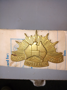 Rising sun badge military Collector Kyogle Kyogle Area Preview