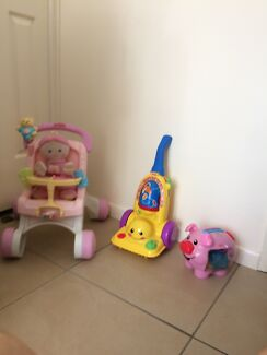 Fisher Price Baby/Toddler Toys