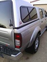 2006 Nissan Navara (D22) Dual Cab Tub (Silver) Highfields Toowoomba Surrounds Preview