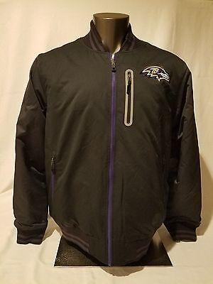 Special Teams Coach Jerry Rosburg Nike Locker Room Gear of Baltimore Ravens