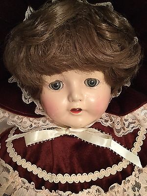American Character 1923 Doll Petite Composition