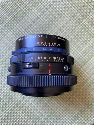 Mamiya Sekor Z 110mm f/ 2.8 Z Lens for RZ67 Pro II D