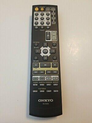 Remote r340 onkyo ht Remote Control