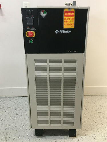 Affinity PWG-060K-BE44CBD2 Water Cooled Chiller, 30222, Heat Exchanger