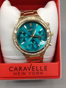 Caravelle New York Ladies Watch New