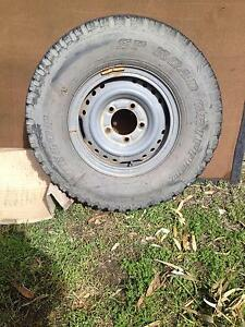 Toyota Land Cruiser 4x4 Rim & Tyre Lyndhurst Greater Dandenong Preview
