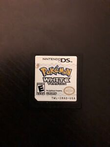 Pokémon White DS