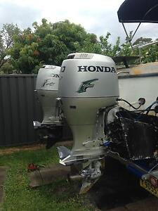 Honda 90 hp outboards Soldiers Point Port Stephens Area Preview
