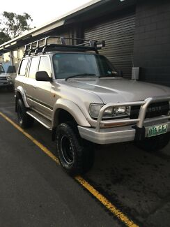 Wanted: 80 Series Landcruiser 6K come get it!!