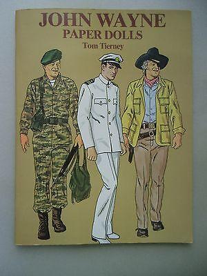 John Wayne Paper Dolls 1981 Mode Männermode Kleidung