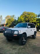 Toyota Land Cruiser prado Holland Park West Brisbane South West Preview