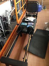 NEAR NEW Aero Pilates XP610 ,3x Dvd, Rebounder+Chart Osborne Park Stirling Area Preview