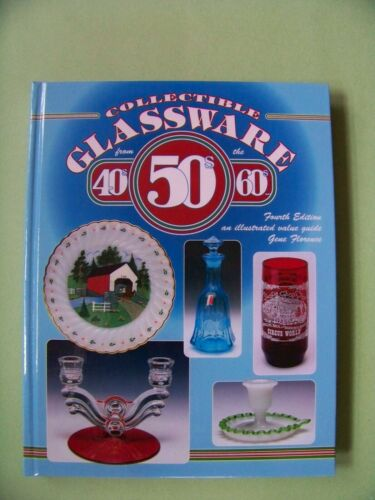 Signed Book Collectible Glassware 40