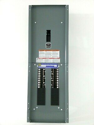 Square D Panel Interior 100 Amp Rated For Power Pact Q Ser. Main Breaker