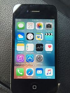IPhone 4s - locked to bell - $60 - 16GB