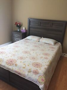 Ashley Queen size bed set