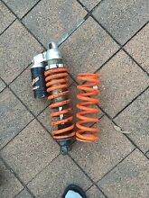 Ktm rear shock with race tech spring Rooty Hill Blacktown Area Preview