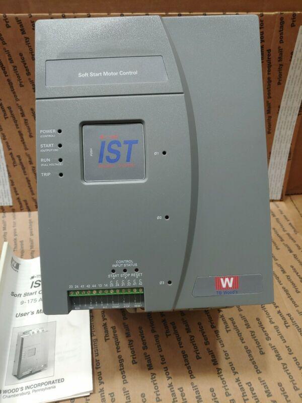 TB Woods S-Trac IST Soft Start Controller IST9099-0A