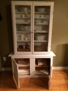 Shabby Chic Farmhouse hutch