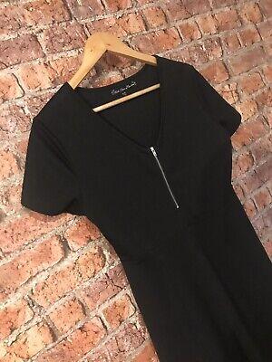 Kela Loves London Black and Skater Style Dress size 12