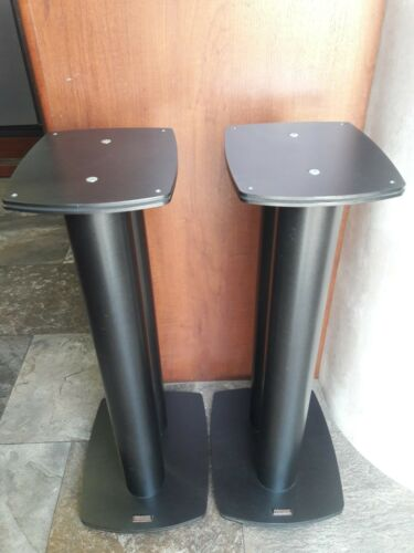 Dynaudio Stand 4 Speaker Stands * Black * Excellent Condition