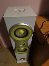 Tower Speaker for ipod or iphone Hebersham Blacktown Area Preview