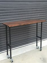 Hall table industrial furniture  Hazelwood North Latrobe Valley Preview