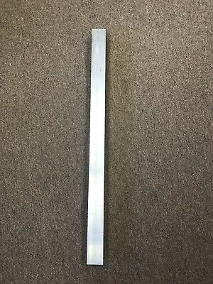 2 Aluminum Square Tube .125 Wall X 31 New Free Shipping