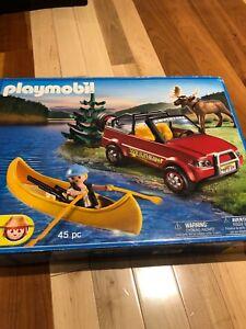 Playmobil Outdoor set