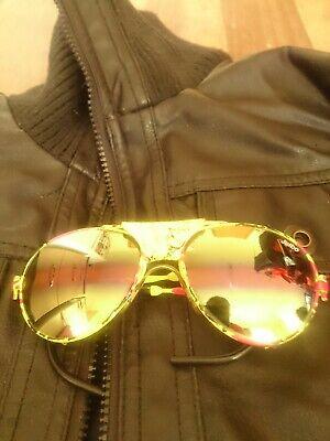 Julbo Cham Mythic Mineral Split Mirrored Expedition Sunglasses Teardrop Glass