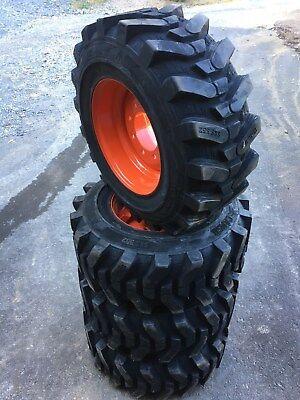 12-16.5 Hd Skid Steer Tireswheelsrims-camso Sks532-12x16.5 For Bobcat