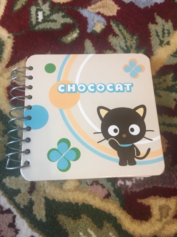 Sanrio Chococat Spiral Notebook