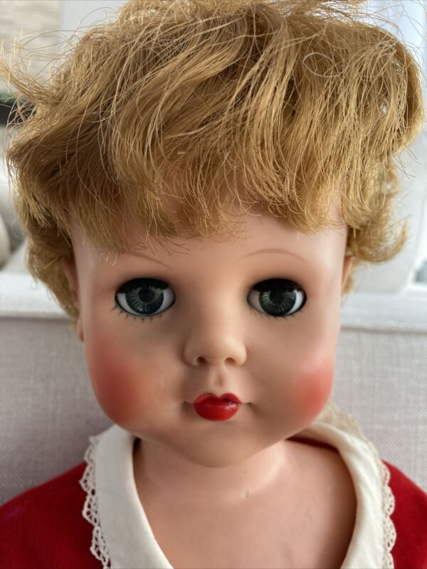 Vintage 1950s Doll Deluxe Toys Reading 30 Inch Vinyl Sweet Rosemary?