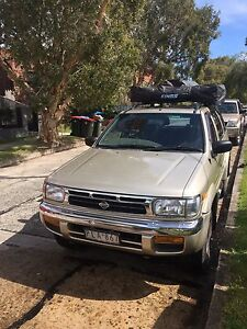 Nissan Pathfinder Ti 4x4 North Bondi Eastern Suburbs Preview
