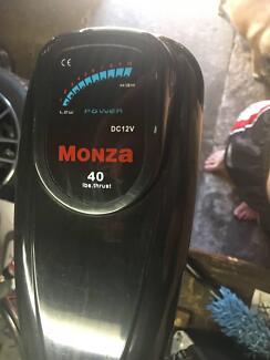 New Monza 40LBS Trawling Motor