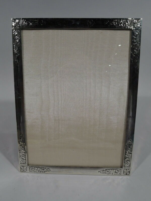 Birks Frame - Picture Photo Antique Edwardian - Canadian Sterling Silver