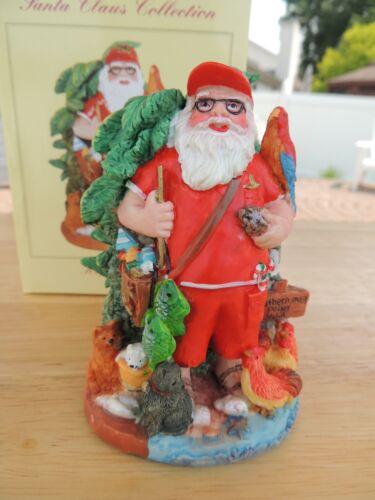 The International Santa Claus Collection - Key West - SC106 - original box  2008