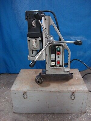 Unitec Eco 1003 Reversible Variable Speed High Torque Magnetic Drill